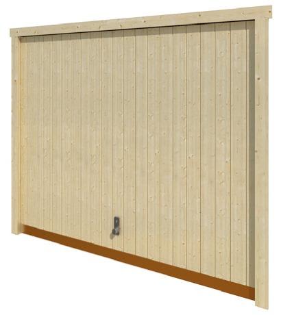 Dřevěné garáže stavebnice
